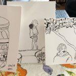 A Few Quick Sketches